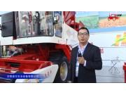 豪豐4YZ-3自走式玉米收獲機視頻詳解—2018國際農機展