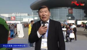 京山三雷雷木LEIMU-504E轮式拖拉机视频详解—2018国际农机展