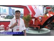 唐山鑫萬達寬幅青貯飼料割臺視頻詳解-2018國際農機展