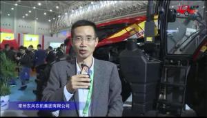 常州东风DF-2404视频详解---2018国际雷火展