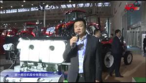 一拖集團農機參展產品視頻詳解3---2018國際農機展