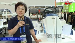 浙江小精2ZC-630A乘坐式高速水稻插秧機視頻詳解—2018國際農機展