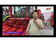 河北冀新玉米收割机视频详解---2018国际农机展