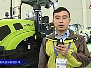 中联耕王LA1402-A履带拖拉机视频详解—2018国际农机展