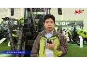 中联谷王AC60(4GQW-1)甘蔗收割机视频详解—2018国际农机展