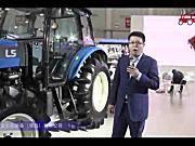 青岛乐星拖拉机视频详解-2018国际农机展