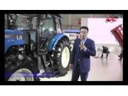 青岛乐星拖拉机视频详解---2018国际农机展