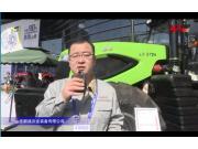 山东联诚LC2704拖拉机视频详解---2018国际农机展