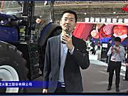 雷沃欧豹MR2104拖拉机视频详解-2018国际农机展