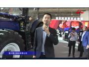 雷沃歐豹MR2104拖拉機視頻詳解---2018國際農機展