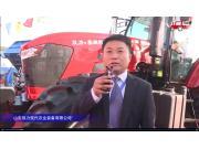 山东双力SL2104轮式拖拉机视频详解---2018国际农机展