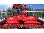 牧神4QZ-3000A自走式青(黄)贮饲料收获机作业视频