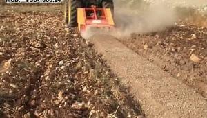 意大利(CRUSHINGTECH)碎石机作业视频
