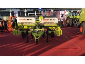 德邦大为携多款产品惊艳亮相吉林现代农业机械装备展览会