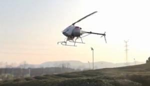 漢和航空植保無人機作業+演示視頻