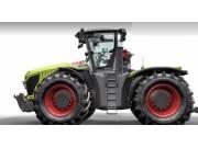 科樂收(CLAAS)XERION拖拉機與眾不同的轉向方式