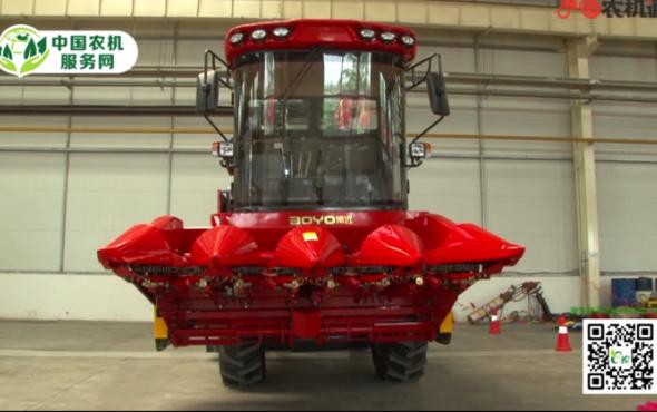 中农博远4YZ-4C型玉米收获机全车油水的更换