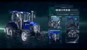 雷沃欧豹M1104-A产品视频