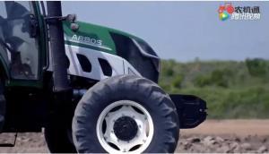農機首發-雷沃阿波斯拖拉機英文宣傳片3D展示動力系統