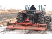 漢森水田埋茬耕整機產品介紹