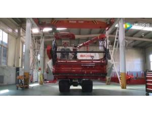 雷沃谷神RG50升級版水稻機谷子附件安裝視頻教程