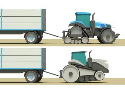 纽荷兰T8半履带智能拖拉机产品介绍视频
