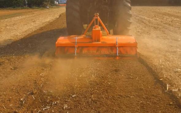大华宝来1GQN-180型旋耕机作业视频