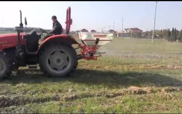 櫻田植保噴霧機作業視頻-1