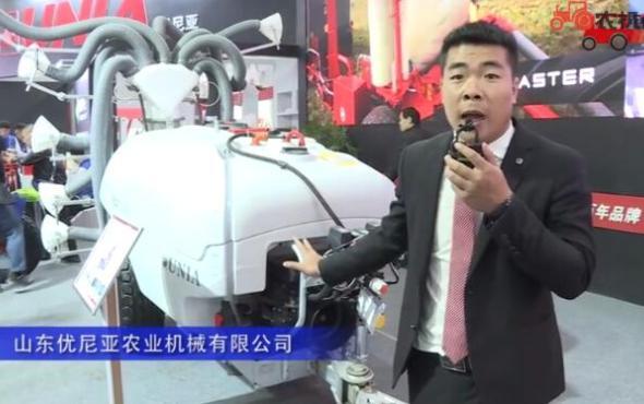 山東優尼亞農業機械有限公司(4)-2019中國農機展視頻