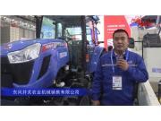 東風井關農業機械銷售有限公司-2019中國農機展視頻