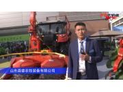 山東森睿農牧裝備有限公司-2019中國農機展視頻