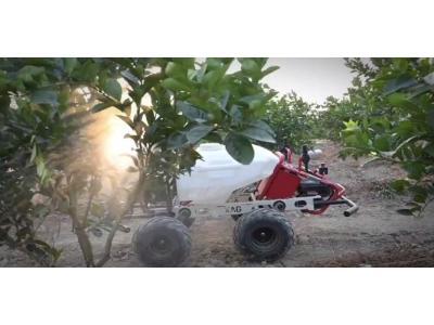 極飛R80農業無人車產品視頻