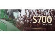 约翰迪尔S760联合收割机产品视频