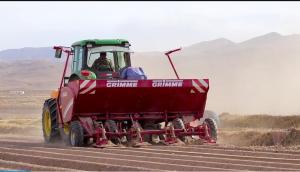 格立莫新一代馬鈴薯播種機GL415