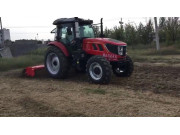 亿嘉迪敖YJ-1604D拖拉机作业视频
