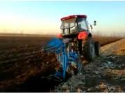 亿嘉迪敖YJ-1454拖拉机作业视频