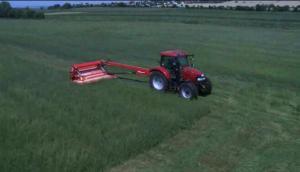 格兰割草压扁机产品视频