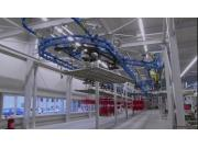 格蘭集團德國索斯特工廠噴漆生產線