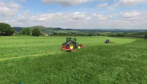 格蘭全系列牧草設備宣傳片