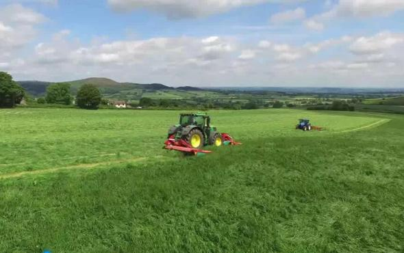 格兰全系列牧草设备宣传片