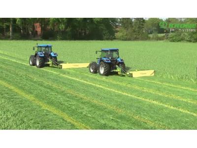 科罗尼AM系列割草机作业视频