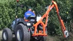 意大利RINIERI BRM150刀式清剪機