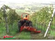 意大利RINIERI EL動力耙后置前置棵間除草機-前置
