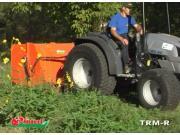 意大利RINIERI TRM-R型行间除草机带收集箱