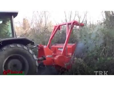 意大利RINIERI TRK果林枝条粉碎机