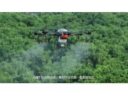 DJI_大疆_T16_大坡度山地果树飞防测试视频