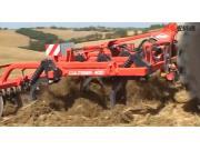 库恩Cultimer整地机作业视频—天津库恩农业机械有限公司