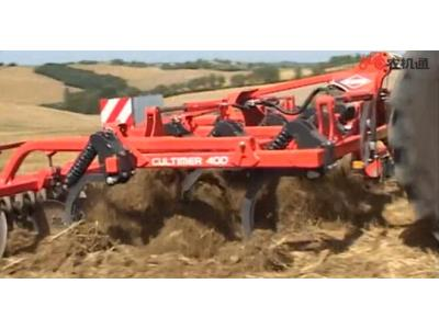 库恩Cultimer多功能联合整地机作业视频—天津库恩农业机械有限公司