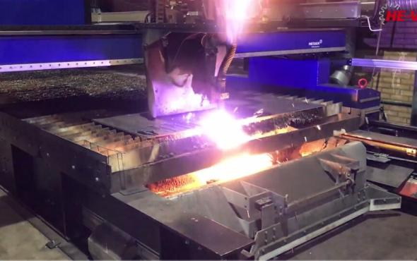 丹麦禾沃(HE-VA)工厂实拍
