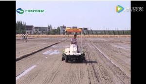 上海世达尔水稻穴直播机演示视频